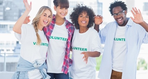 Volunteer work can be a unique addition to your professional resume.